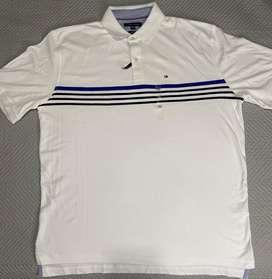 Camisetas Tommy Hilfiger $40 cada una