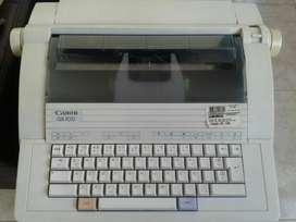 Maquina de Escribir Electrica Canonqs100
