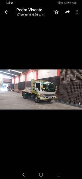 Camión jac jpr