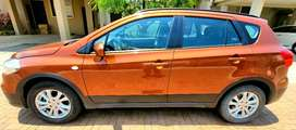 ¡Suzuki S-Cross full y con el color de moda!
