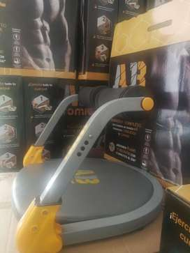 Abtomic maquina ejercicio en casa