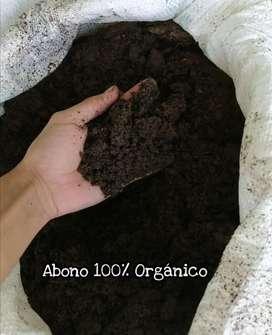Abono orgánico