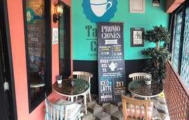 Traspaso Restaurant Cafeteria, Impecable