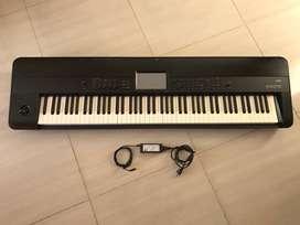 piano KORG KROME 88  teclado