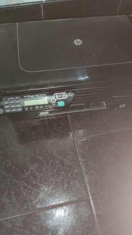 Impresora multifuncion HP No enciende para repuesto
