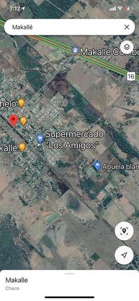 Terreno 5 has. en Makalle cerca del centro - Ideal Loteo - Apto explotación Agrícola