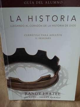 LA HISTORIA    GUÍA DEL ALUMNO 31 SESIONES  RANDY FRAZEE
