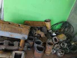 Repuestos para motor kumis taladro