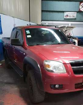 Mazda bt-50 extracab
