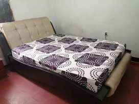 CAMA DOBLE DE 1.40 con colchón