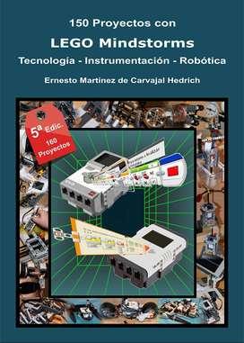 Libro: Robótica 150 Proyectos Con Robots Lego Mindstorms