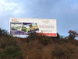Valla de Publicidad de 5 metros x 2 metros