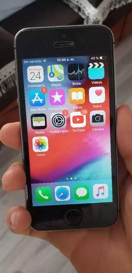 iPhone 5  en perfecto Estado