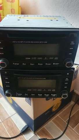 Radios  de carro