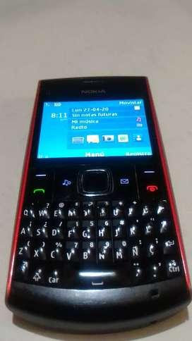 Nokia x2-01 únicamente para movistar