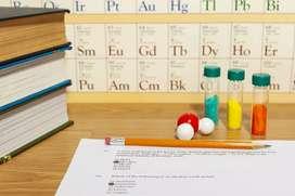 Clases de Química en Popayán