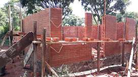 obras casas de madera material pisinas en todo misiones