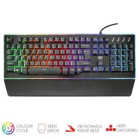 Trust GXT 860 Thura Semi-mechanical Teclado