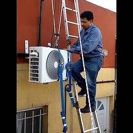 Elevador Aire Acondicionado