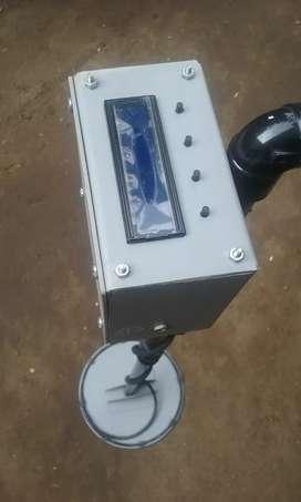 Detector de Metales CLONE PI AVR
