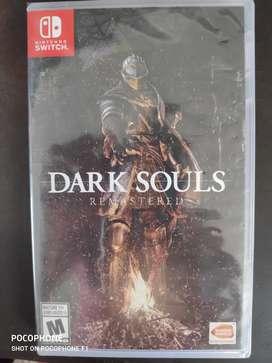Vendo Darle Souls Remake Nuevo