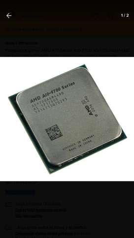 microprocesador AMD A-10 series A10-9700 AD9700AGM44AB