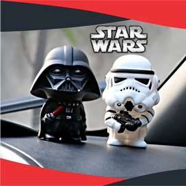 STAR WARS Complemento ideal para tu coche