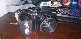 Nikon análoga