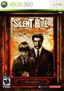 Silent Hill Homecoming (xbox 360 - Xbox One), Físico