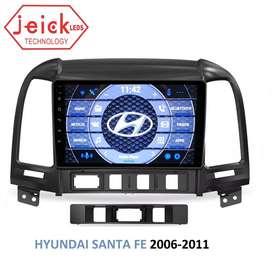Nueva Radio Hyundai Santa Fe 2007/2008/2009/2010/2011/2012