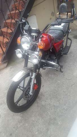Moto Nueva 150