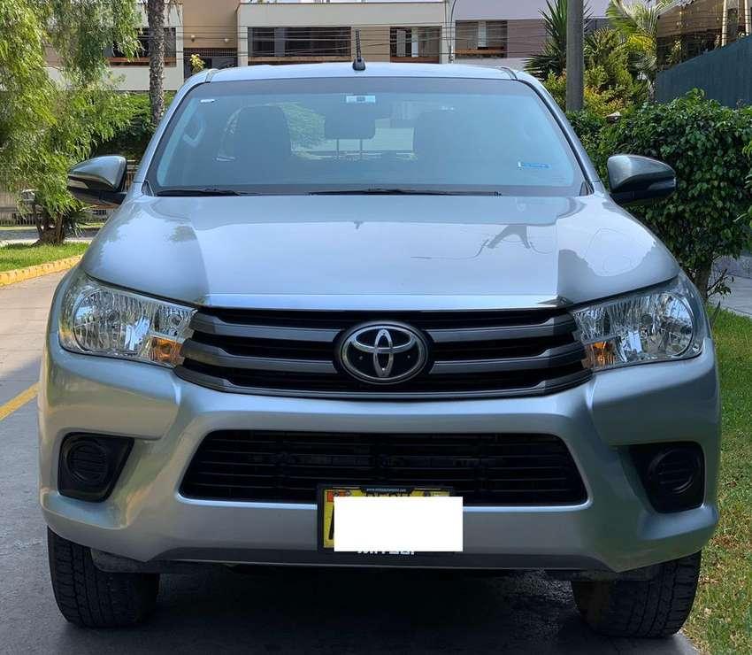 Toyota hilux 2018 4x2 full 0