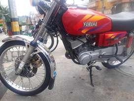 Yamaha rx100 negociable