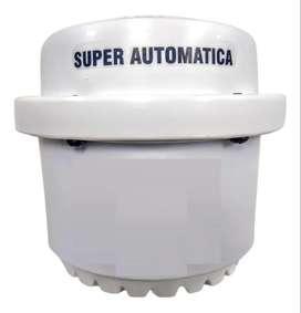 Ducha Electrica Superautomatica Sm Menor Consumo 120v 33a
