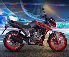 Se vende una moto Agresor 200