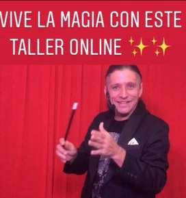 magia para tus eventos ,show online,payasos,recepcionistas ,magia moderna ,inflables , mago tato