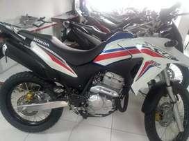 Honda XRE300 Rally