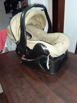 Silla bebé reclinable