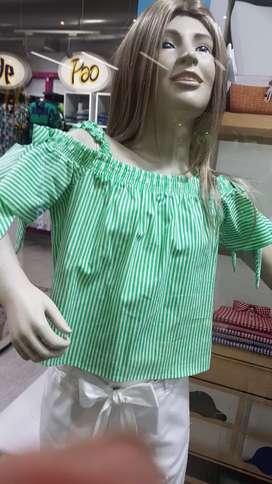 necesito persona que fabrique ropa de dama