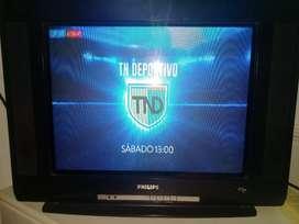 TV PHILIPS 21' ULTRA SLIM