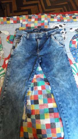 Pantalon Jean Gzuck