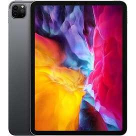 """iPad Pro 2020 11"""" 128gb Gris Nuevas Originales Selladas"""
