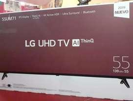 """Vendo tv lg 4k de 55"""""""