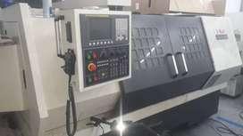 Torno CNC fanuc. 1.5m