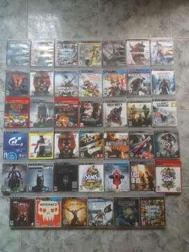 Video Juegos Ps3 30 Mil La Unidad