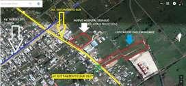 Vendo Terrenos Lotización Valle Huacariz
