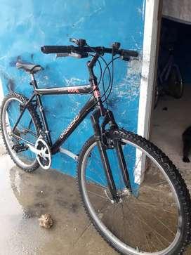 Vendo bici rodado 26 en buen estado