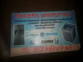 Lavadoras mantenimiento y reparacion