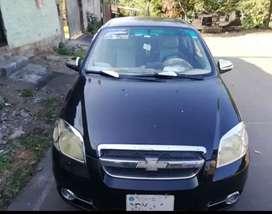 Chevrolet Aveo Emotion 2009