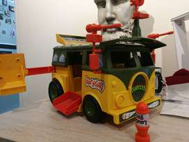 Party Wagon TMNT